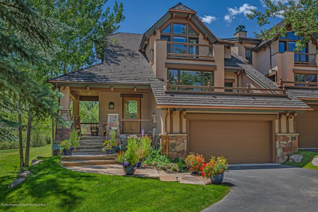 712 Burnt Mountain Dr #12, Snowmass Village, CO 81615