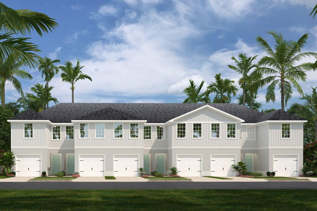 Flamingo Plan in Magnolia Grove, Davenport, FL 33837