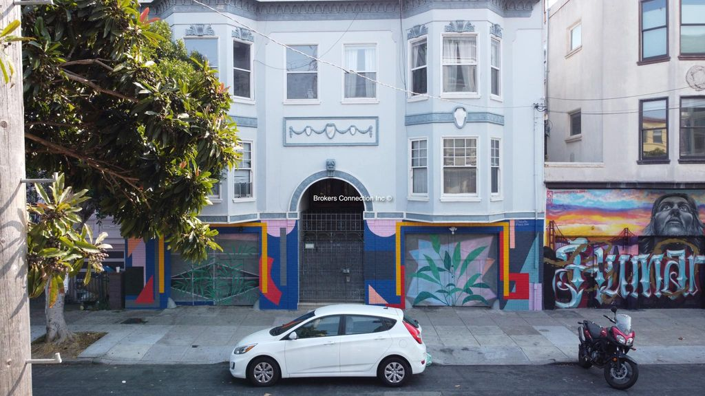 283 Bartlett St, San Francisco, CA 94110