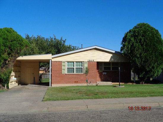 2809 Royal Rd, Amarillo, TX 79106