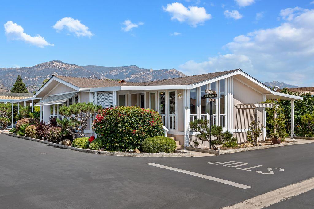 340 Old Mill Rd #58, Santa Barbara, CA 93110