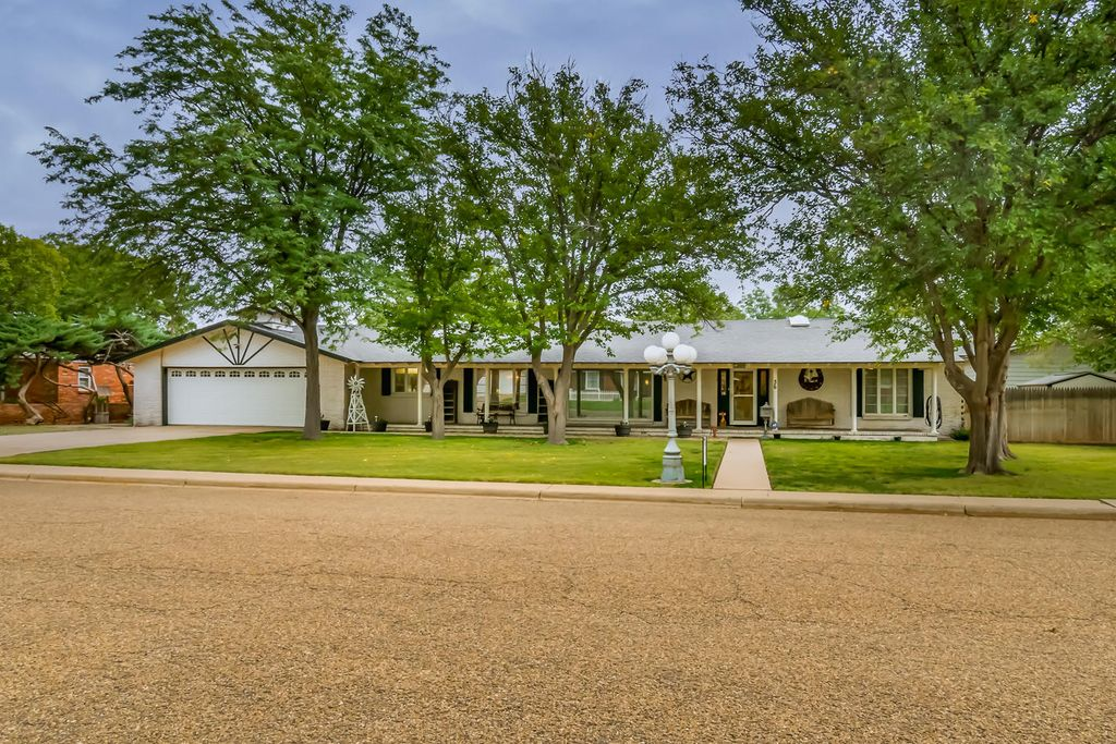 36 Travis Rd, Tulia, TX 79088