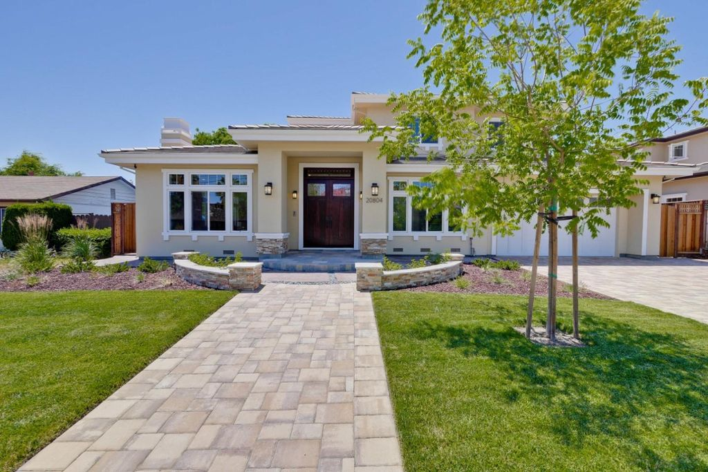 20804 Garden Gate Dr, Cupertino, CA 95014