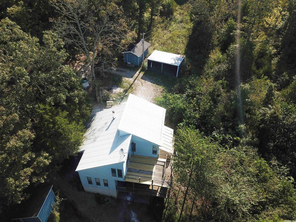 5199 Nubbin Hill Rd, Leslie, AR 72645