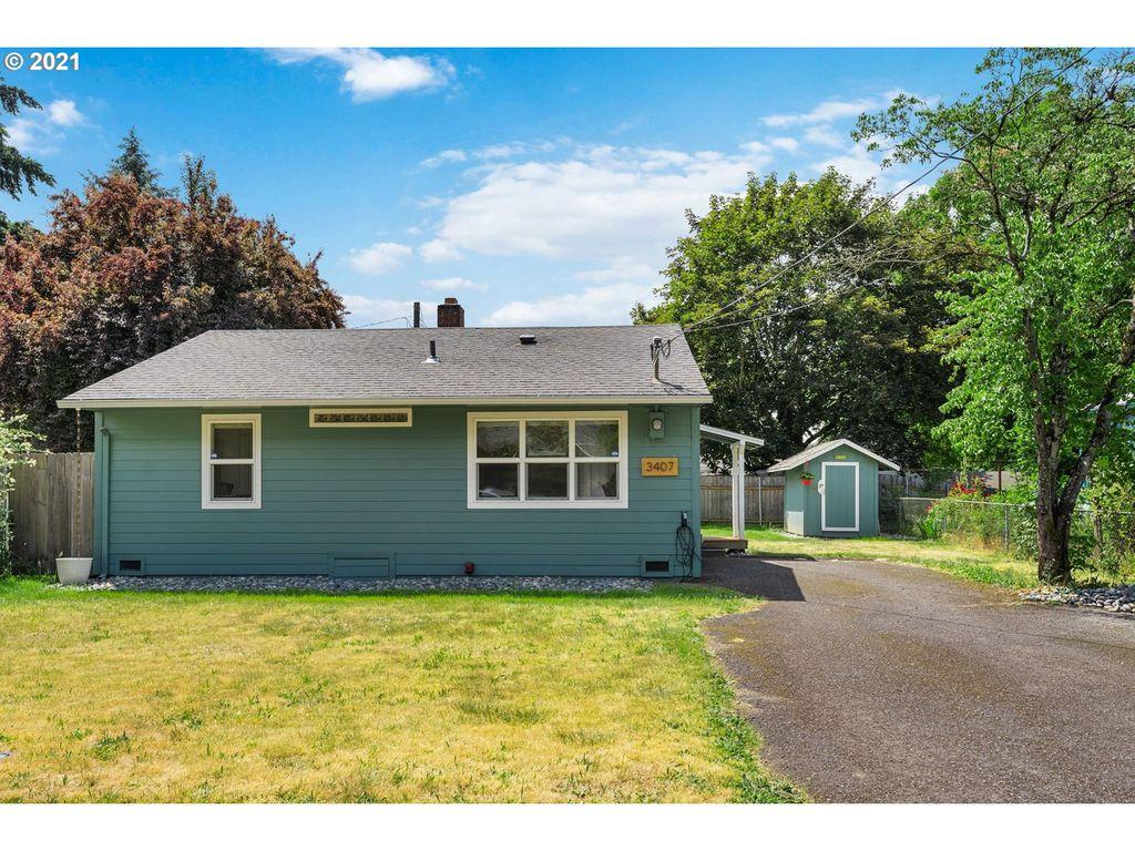 3407 E 13th St, Vancouver, WA 98661