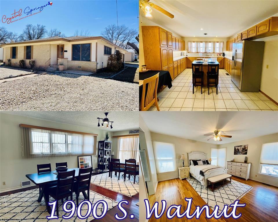 1900 S Walnut St, Brady, TX 76825