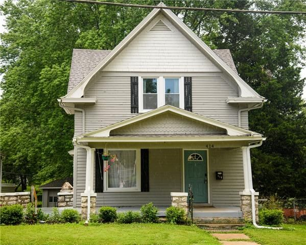 414 N Pleasant St, Independence, MO 64050