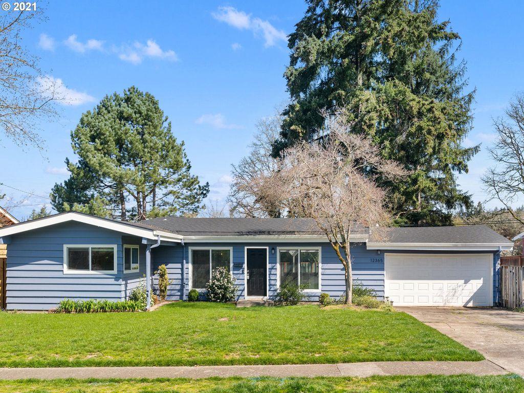 12365 SW Park Way, Portland, OR 97225