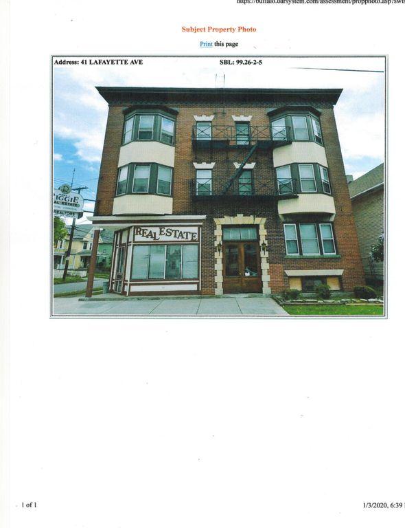 41 Lafayette Ave #3, Buffalo, NY 14213
