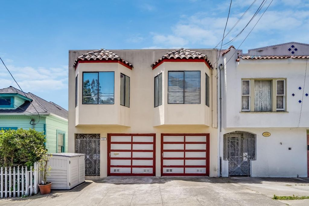 625 Campbell Ave, San Francisco, CA 94134