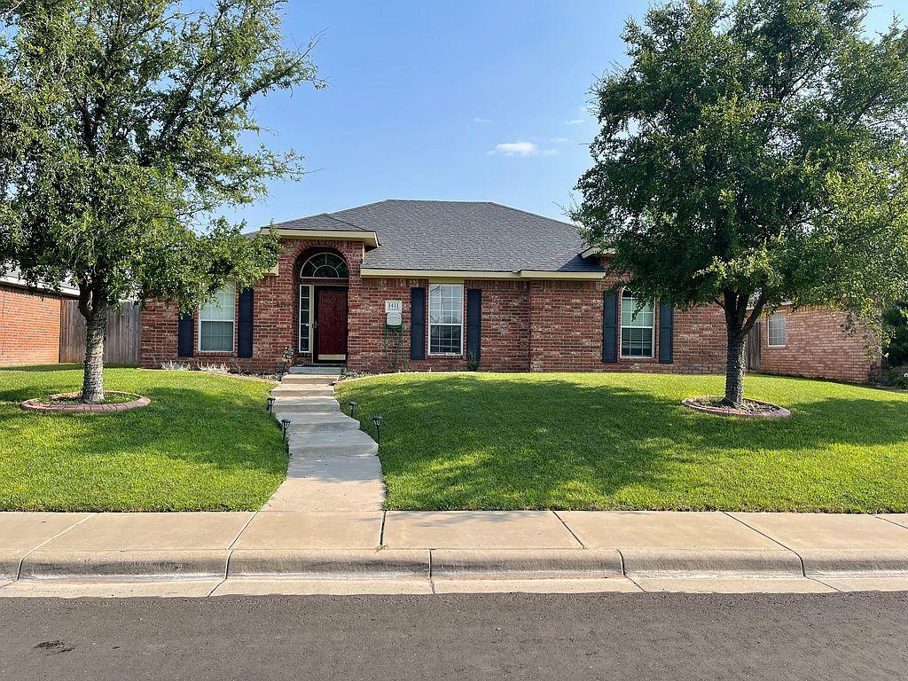 1411 Stardust Ln, Amarillo, TX 79118