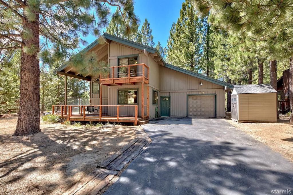 1238 Boren Way, South Lake Tahoe, CA 96150