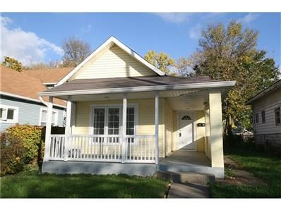 1925 Bellefontaine St, Indianapolis, IN 46202
