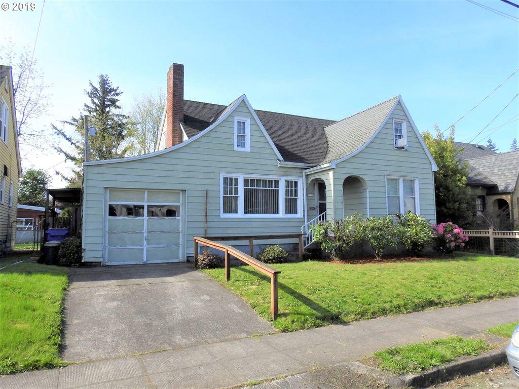 5112 SE Bush St, Portland, OR 97206