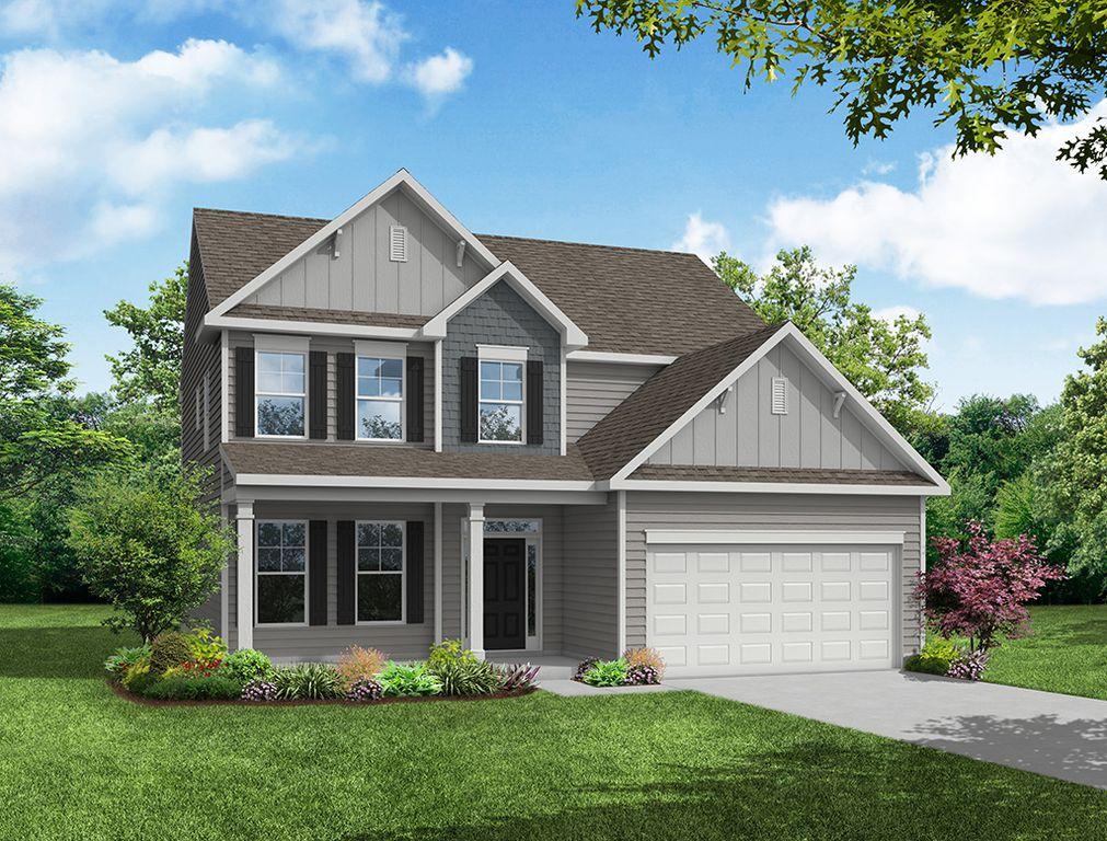 Cypress Plan in River Oaks, Garner, NC 27529