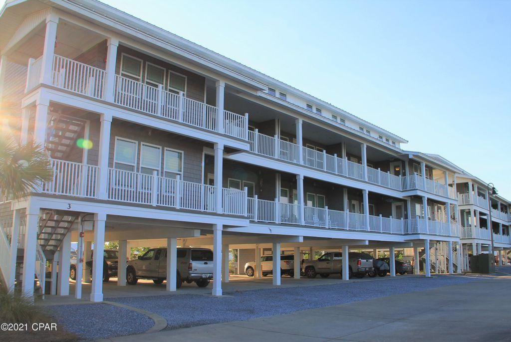 1120 15th St #3-H, Mexico Beach, FL 32456