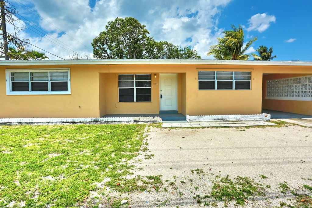 1181 NW 19th St, Fort Lauderdale, FL 33311