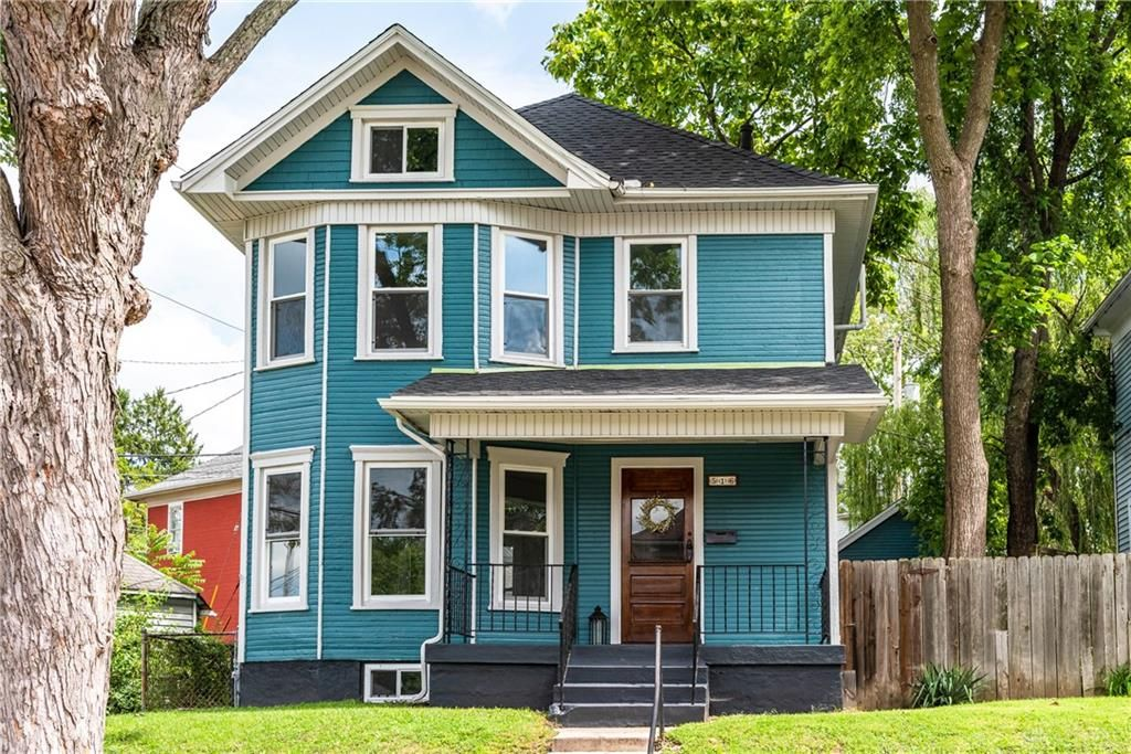 516 Carlisle Ave, Dayton, OH 45410