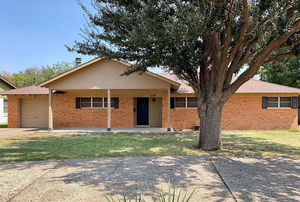 2104 Western Dr, Midland, TX 79705