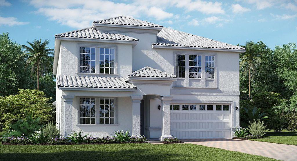 Nicholas Plan in ChampionsGate : The Retreat, Davenport, FL 33896