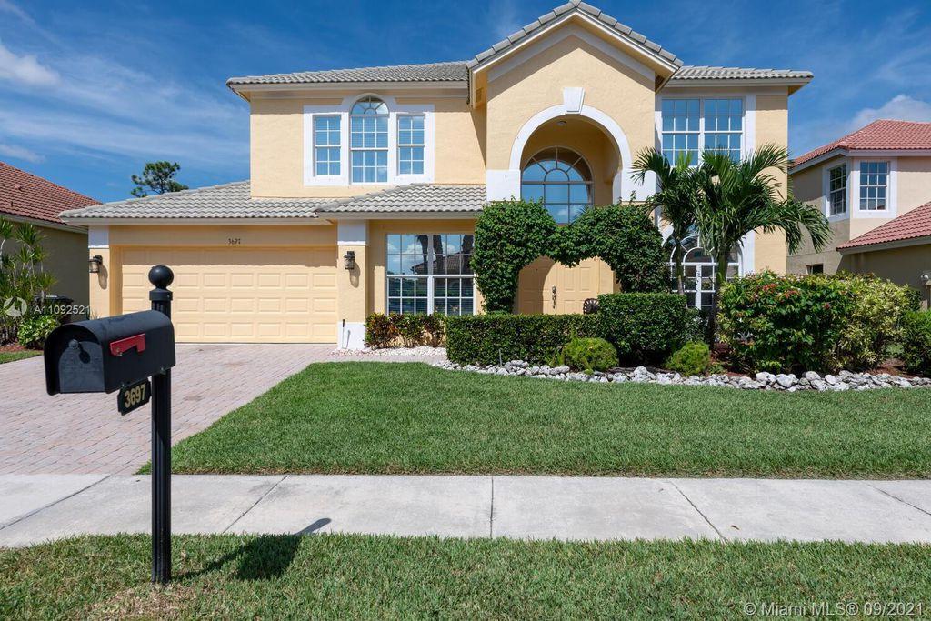 3697 Turtle Island Ct, West Palm Beach, FL 33411