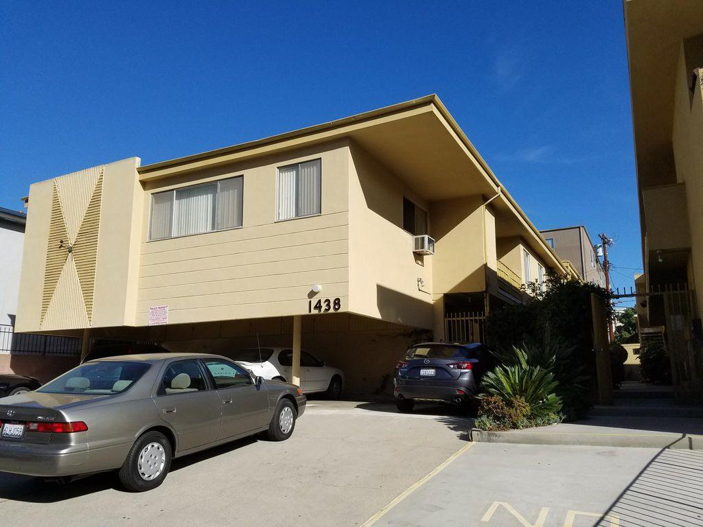1438 N Fuller Ave #3, Los Angeles, CA 90046