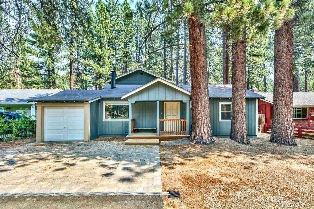 1133 Glenwood Way, South Lake Tahoe, CA 96150
