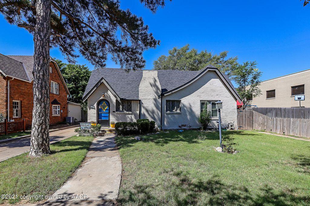 3304 S Van Buren St, Amarillo, TX 79109