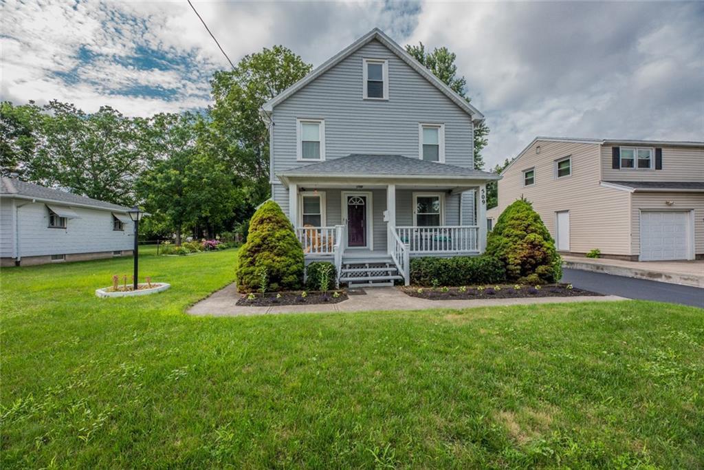 509 Britton Rd, Rochester, NY 14616