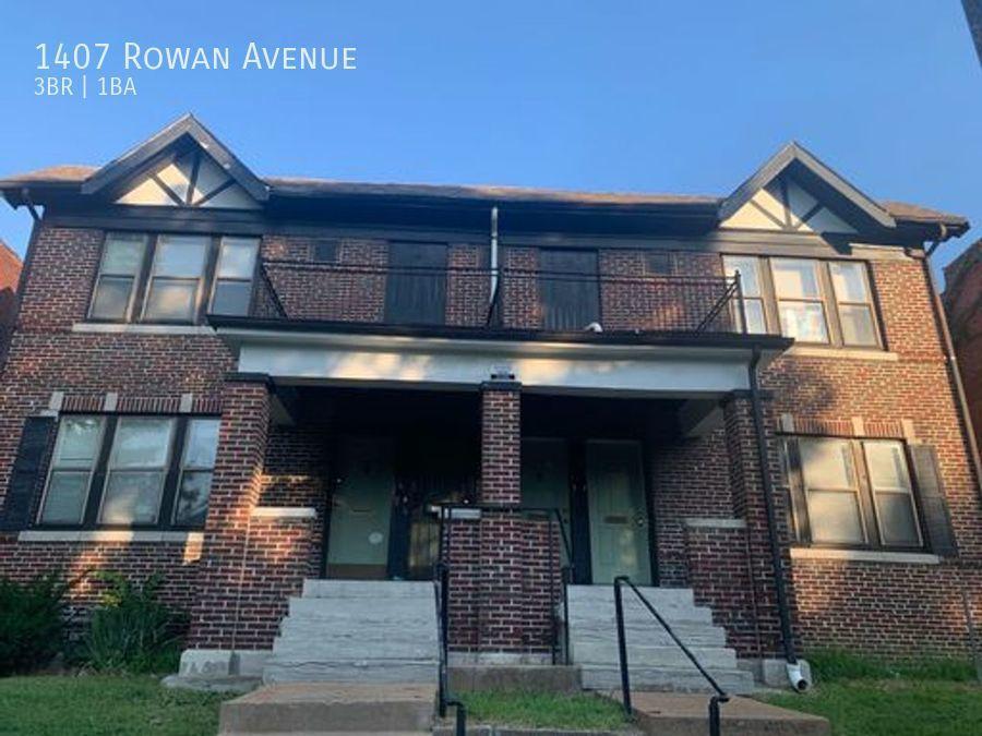 1407 Rowan Ave, Saint Louis, MO 63112