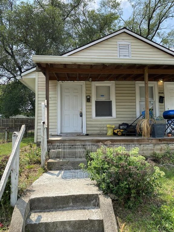 1556 Harlan St #1556, Indianapolis, IN 46203