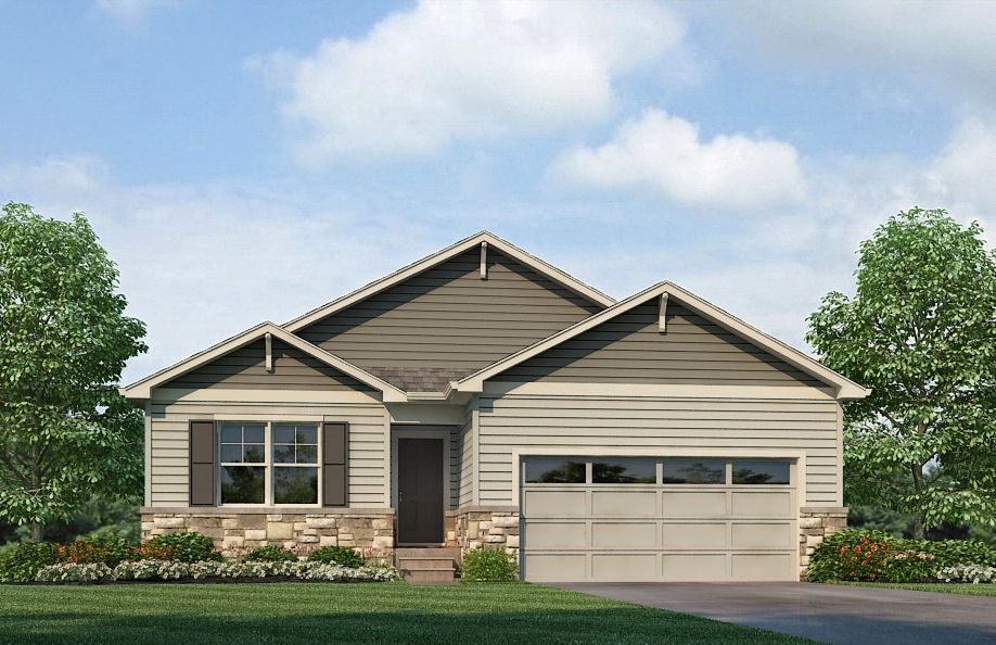 HARMONY Plan in Mountain Sky, Fort Lupton, CO 80621
