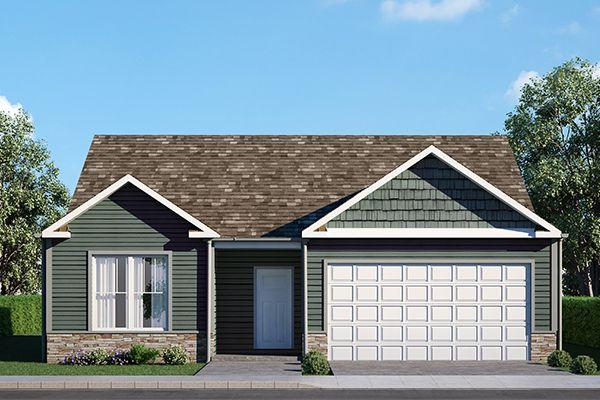 The Winchester - Premium Plan in Porter Farms Homestead, Silvis, IL 61282