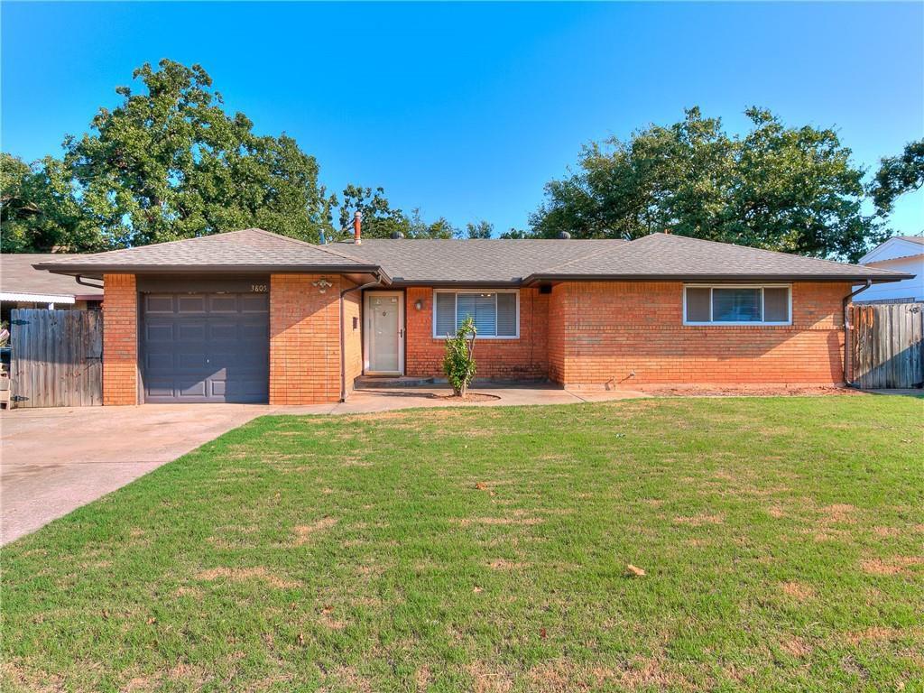 3805 Overland Dr, Oklahoma City, OK 73115