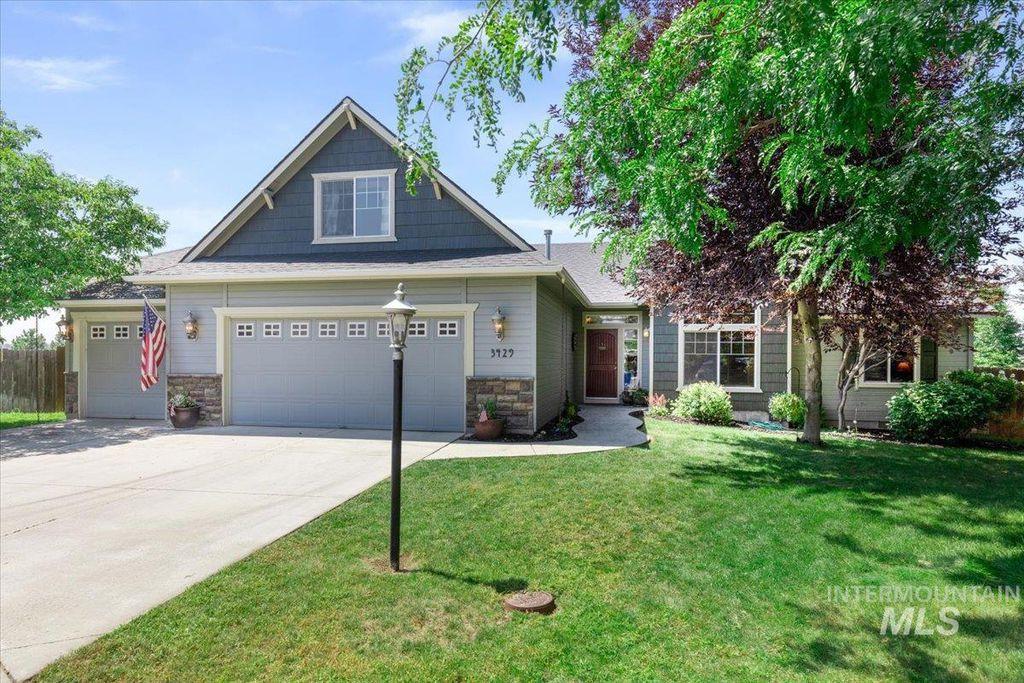3429 S Upper Fork Way, Boise, ID 83709