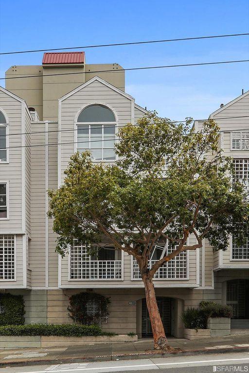 1180 Eddy St #B, San Francisco, CA 94109