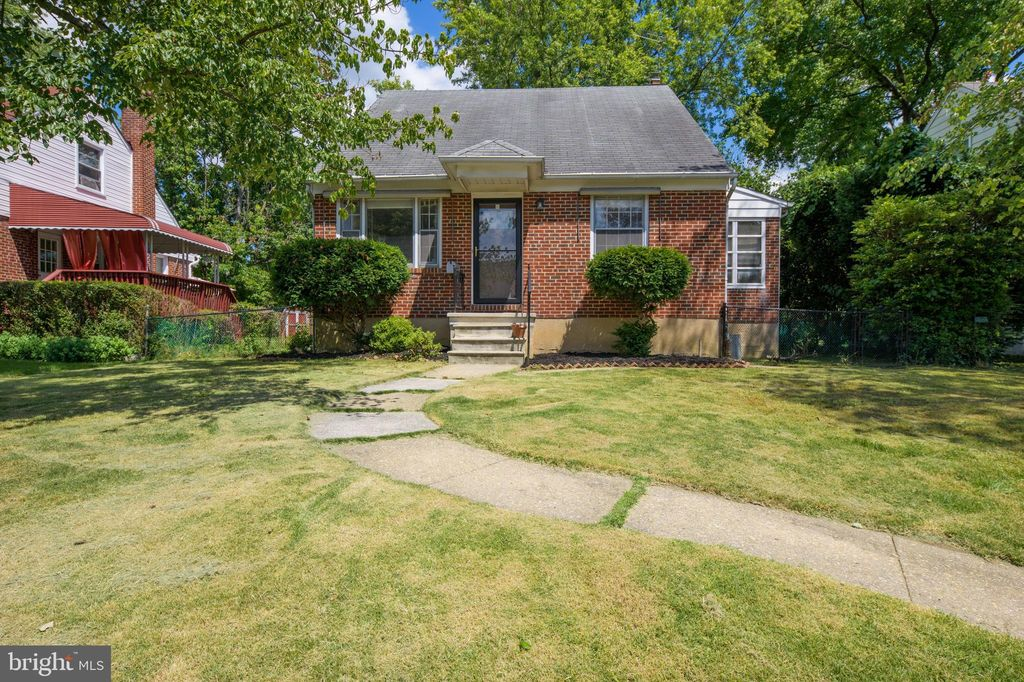 6107 Eastern Pkwy, Baltimore, MD 21206