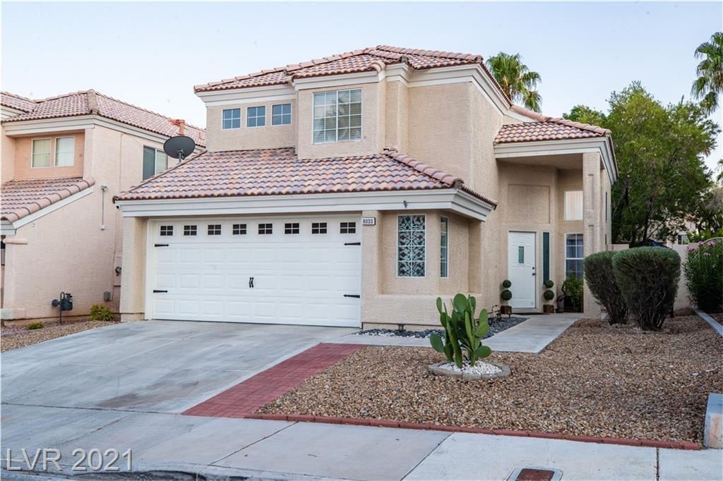 8033 Turtle Cove Ave, Las Vegas, NV 89128