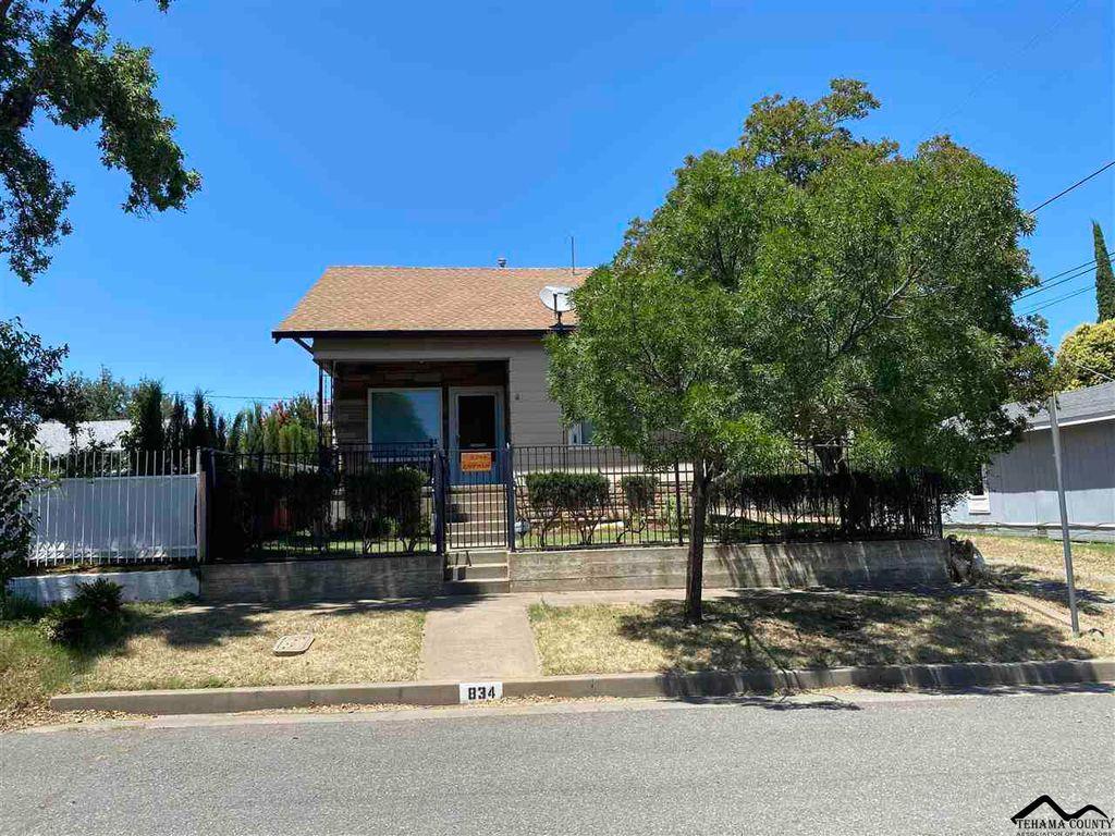 834 Chipman St, Red Bluff, CA 96080