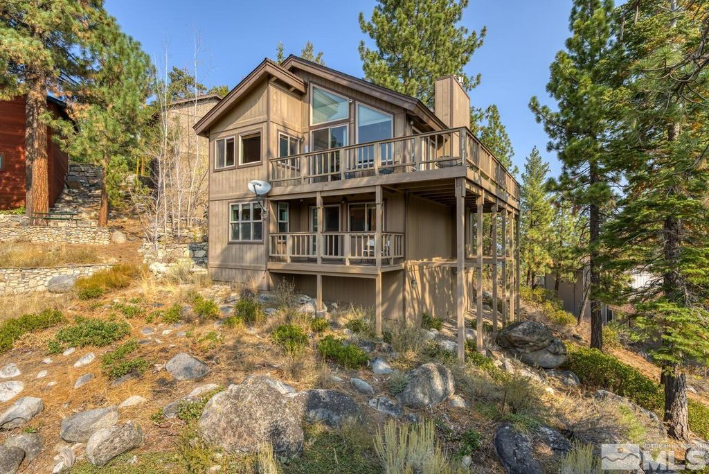665 Lookout Rd, Zephyr Cove, NV 89448