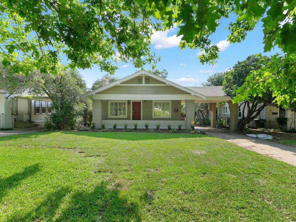 2017 Ashland Ave, Fort Worth, TX 76107