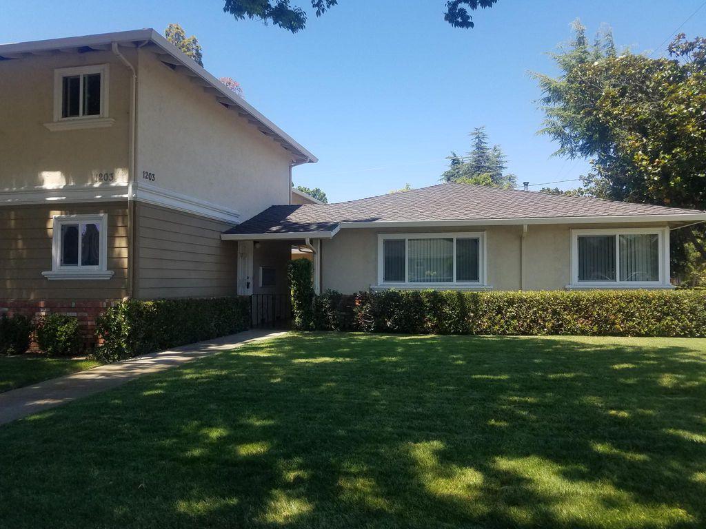 1203 W Mc Kinley Ave #4, Sunnyvale, CA 94086