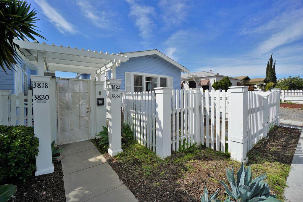 3824 36th St, San Diego, CA 92104