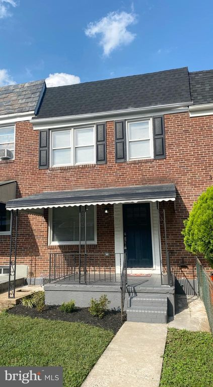 907 Kevin Rd, Baltimore, MD 21229