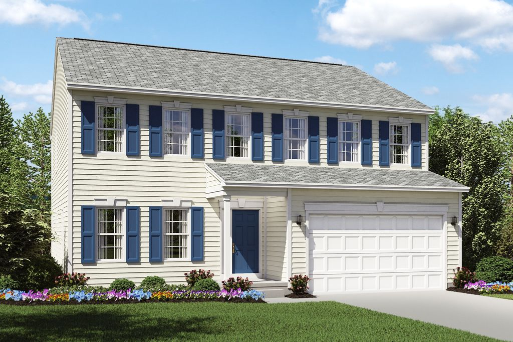 Brantwood Plan in Meadow Lakes, North Ridgeville, OH 44039