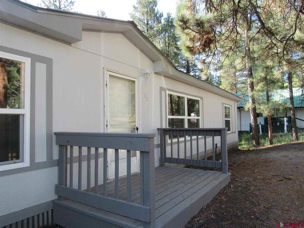 25 Bienvenido Cir, Pagosa Springs, CO 81147