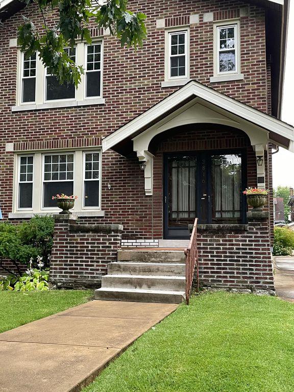 3816 Fillmore St #1f & 2f, Saint Louis, MO 63116