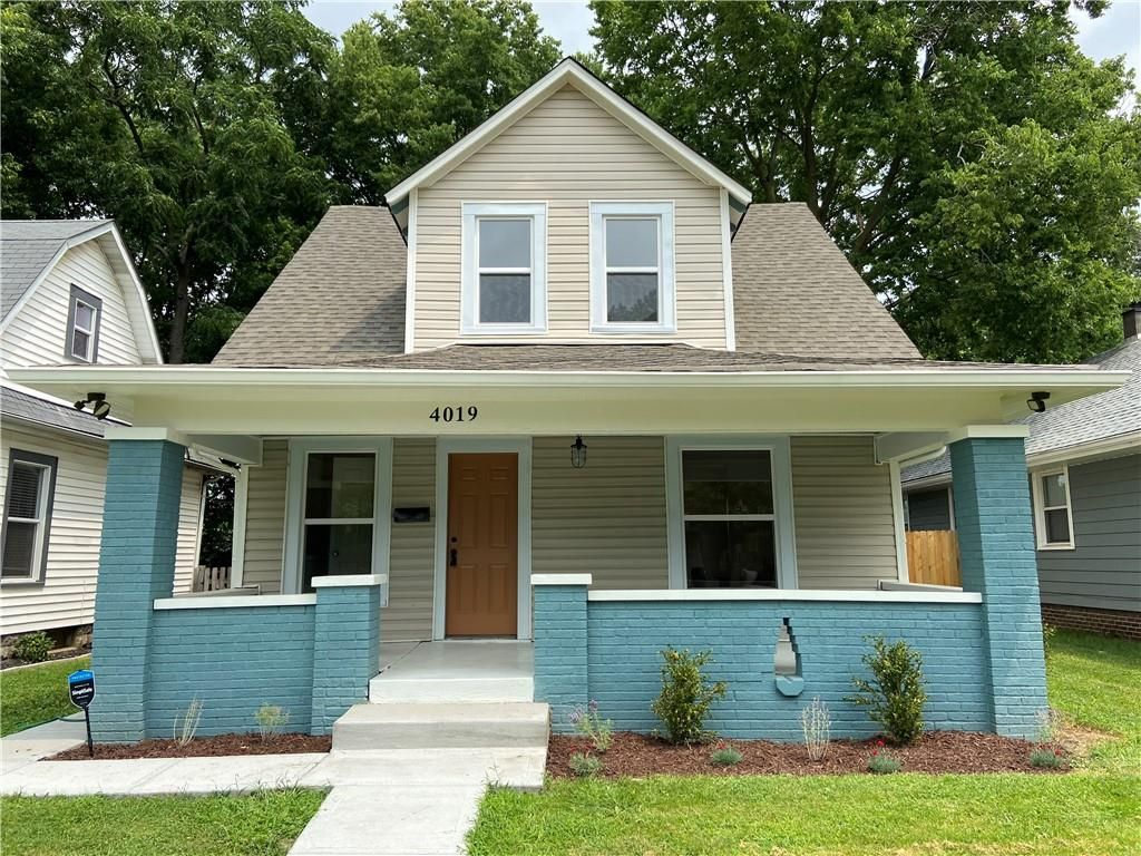 4019 Graceland Ave, Indianapolis, IN 46208