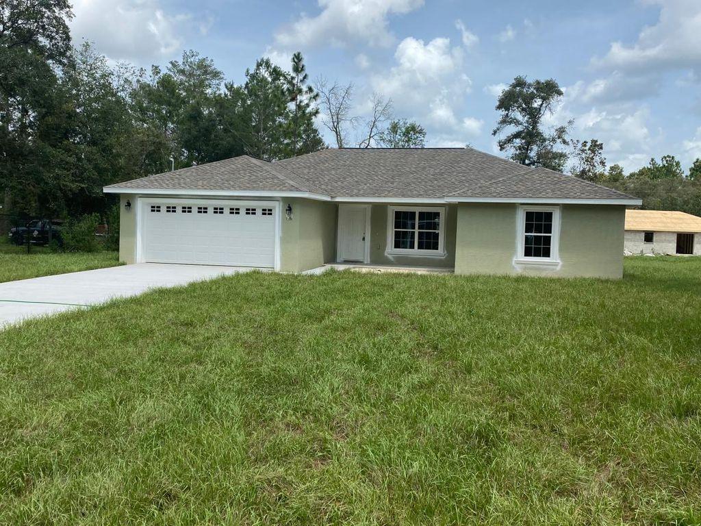 7451 N Lime Dr, Citrus Springs, FL 34433