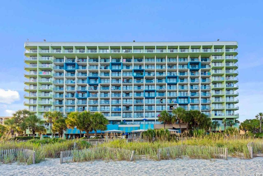 1105 S Ocean Blvd #522, Myrtle Beach, SC 29577